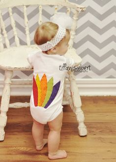 Hey, I found this really awesome Etsy listing at http://www.etsy.com/listing/111055402/baby-thanksgiving-turkey-bodysuit-outfit