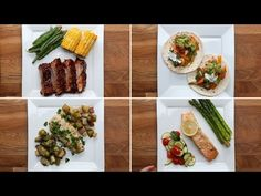 4 Simple One-Pan Dinners - YouTube