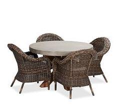 Wicker Furniture & Outdoor Wicker Patio Furniture | Pottery Barn