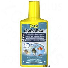 Animalerie  Conditionneur deau pour aquarium Tetra CrystalWater  500 mL