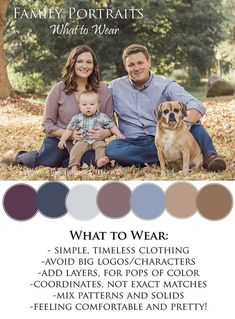 family photo outfits family portrait what to wear family portrait what to wear Large Family Pictures What To Wear, Family Portraits What To Wear, Extended Family Pictures, Newborn Family Pictures, Spring Family Pictures, Family Portrait Outfits, Neutral Family Photos, Family Posing, Fall Family Picture Outfits