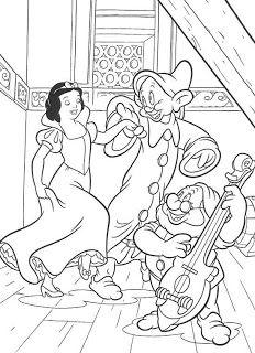 Serie Literatura Infantil Paginas Para Colorear Disney Dibujo