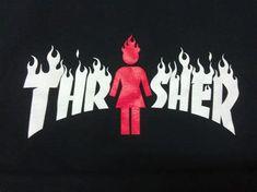 Thrasher | Glitch Wallpaper, Iphone Wallpaper Tumblr