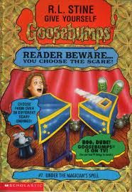 List of goosebumps horrorland books