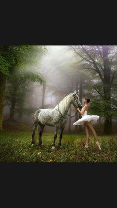 Ballerina Photography, Horse Girl Photography, Fantasy Photography, Photography Backdrops, Ballet Photos, Dance Photos, Dance Pictures, Cool Pictures, Ballet Beautiful