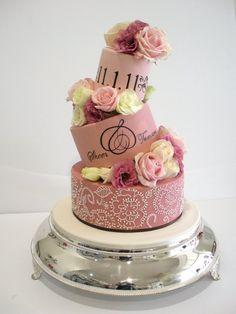 Wedding Cake by Faye Cahill