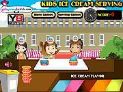 Game bán kem cực hay