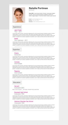 find this pin and more on template cv infografica gratis