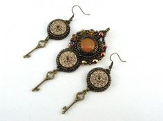 pendant with key