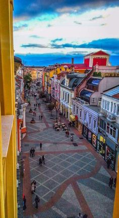 Plovdiv (the oldest European city), Bulgaria