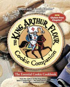 The King Arthur Flour Cookie Companion: The Essential Cookie Cookbook