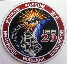Expedition 29 Mission Patch. Expedition 29 is scheduled to be the 29th expedition to the ISS, planned for launch in September 2011. To start his mission, Soyuz-FG is to launch Soyuz TMA-02M with three crew on June 8. Soyuz TMA-02M crew consists of Sergey Volkov (Roscosmos), Satoshi Furukawa (JAXA), Michael Fossum (NASA). Their backups are Oleg Kononenko (Roscosmos), Donald Pettit (NASA), Andre Kuipers (ESA). Roscosmos PAO