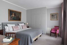 Every one of our 38 rooms is individually decorated with antique furniture,authentic works of art and carefully selected fabrics. Best Paris Hotels, Best Hotels, Paris City, 4 Star Hotels, Guest Room, Trip Advisor, Saints, Master Bedroom, Architecture