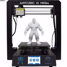 Anycubic i3 Mega Best For the Money Best 3d printer