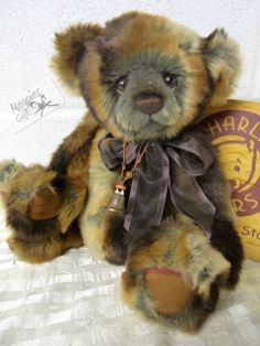 Fabian by Charlie Bears - Charlie Bears UK