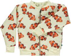 Smafolk - Reversible Jacket Panda/Goldfish
