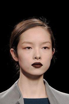 Find more dark lip inspo at www.fashionaddict.com.au
