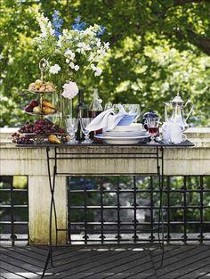 ZsaZsa Bellagio: Sweet Home Delights.  meet me for brunch in my English garden