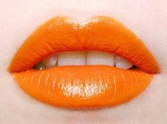 #orange #lips #holiday #bloom