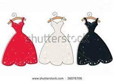 formal dress outlines - Bing Images   Plantillas y patrones ...