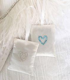 Swarovski Wedding Lavender Sachet Gift Set by Come2YourSenses