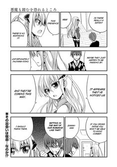 Read manga Akuma mo Fumu o Osoreru Tokoro Vol.001 Ch.001 Read Online online in high quality