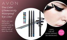 Price $7!! Make your #eyes look bigger with #Avon True Color Glimmersticks Waterproof Eye Liner...https://avon4.me/2uGPUg2   #eyemakeup #waterproof #eyeliner #highlight #shadowshields #makeup #instamakeup #cosmetic #cosmetics #stunning #avon #unitedstates #discount