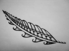 DeviantArt: More Like Tribal Maori/Polynesian Owl tattoo Half ...