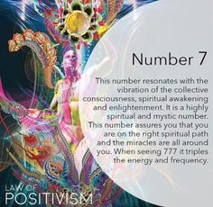Number 7 ~ Law of Positivism