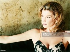 Photo d'actualité : French actress Michèle Laroque who stars in...