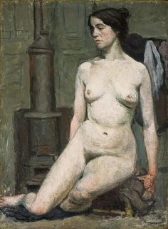 Albert Marquet - Femme assise