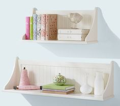 Simply White Catalina Shelves | Pottery Barn Kids