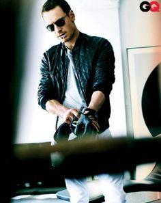 Michael Fassbender... the ultimate guilty pleasure