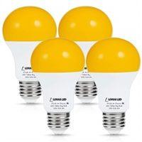 Techbargains Lohas 6w Yellow Dusk To Dawn Bug Light Led Bulb 4