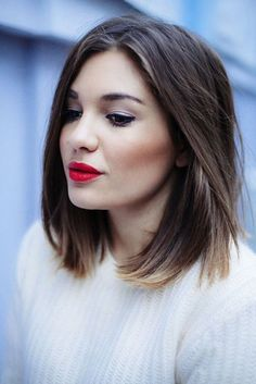 ombre hair short straight - Google Search