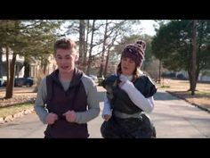 Insatiable Patty and Brick Running Scene [HD] Insatiable Netflix, I Want Love, Debby Ryan, Tv Couples, Fashion Tv, Films, Movies, Cute Boys, Tv Series