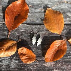 Im excited to announce that @meetthejaks have chosen a winner for our latest jewellery giveaway... Our lucky winner is @sugarplumbakeskingston #winner #autumnleaves