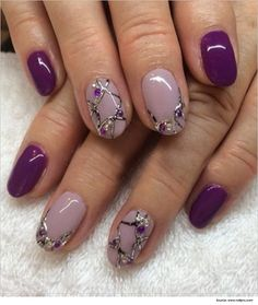 How to Guide - Long and Slinky Bio Gel Nails at Home