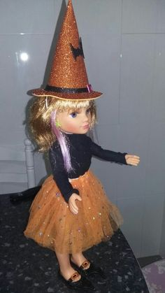 Disfraz bruja Nancy