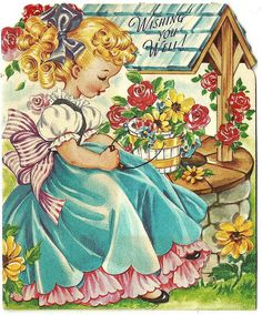 vintage greeting cards - Google Search