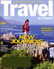 FREE Subscription to Travel 50 & Beyond Magazine on http://www.icravefreebies.com/