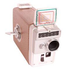 Vintage Kodak Brownie f/2.3 Movie Camera 1960s