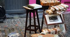 Flea market Brussels, Place du Jeu de balle | Mooistestedentrips.nl