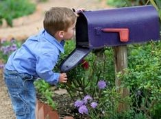 6 Ways to Reach Out to Your Grandchildren ~ Mail, email, facebook, skype - what are the ways you can communicate with a far-away grandchild?
