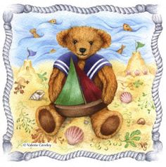 Valerie Greeley -  GOG242 Sailor bear boat.jpg