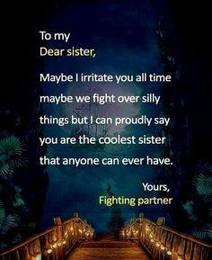 Birthday Quotes Sister In Hindi Ideas - Trend Sister Quotes 2019 Older Sister Quotes, Little Sister Quotes, Sister Quotes Funny, Quotes On Sisters Love, Best Quotes For Sister, Funny Quotes About Sisters, Younger Sister Birthday Quotes, Sister Quotes In Hindi, Sister Birthday Quotes Funny