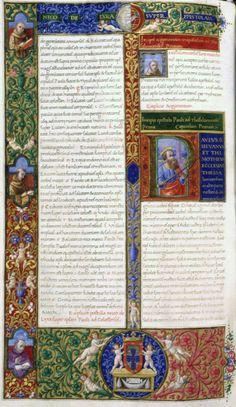 31 Biblia dos Jeronimos, Lisboa.