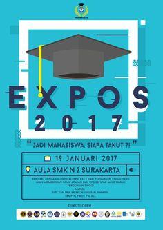 EXPOS2017 • Poster design