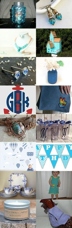 Cool summer by Vedah on Etsy--Pinned+with+TreasuryPin.com