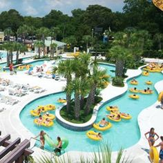Pirateland Family Camping Resort, Myrtle Beach, SC